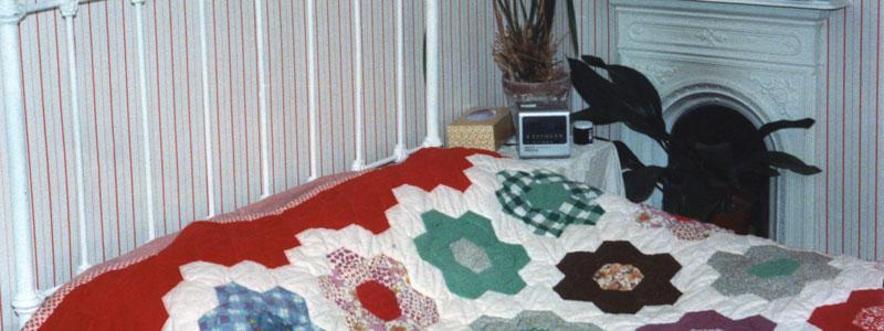 Original-Hand-sewn-hexagon-quilt