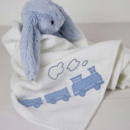 My-Little-Train-Fleece-Blanket-White