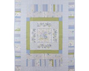 Misty-Blue-Patchwork-cot-Quilt-Q000100