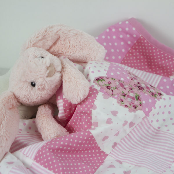 Flutterby-Butterfly-Soft-Pink-Patchwork-blanket