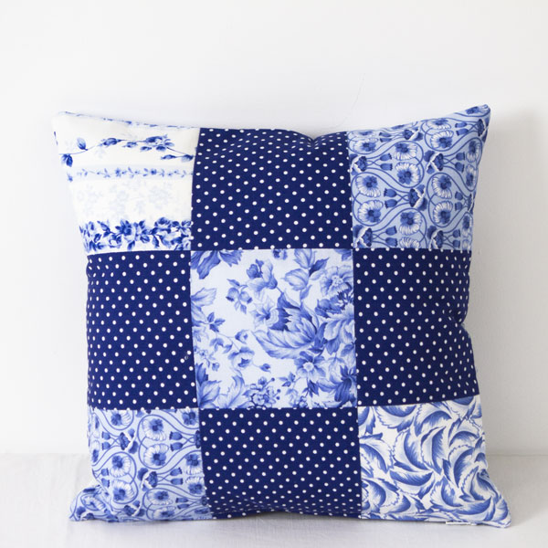 China-Blue-Patchwork-Cushion-Small-Front-BC00027