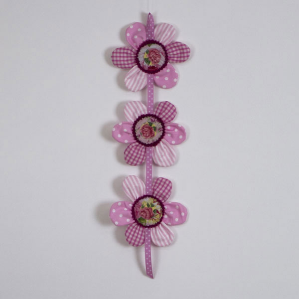 Wall Flower Hanging 5