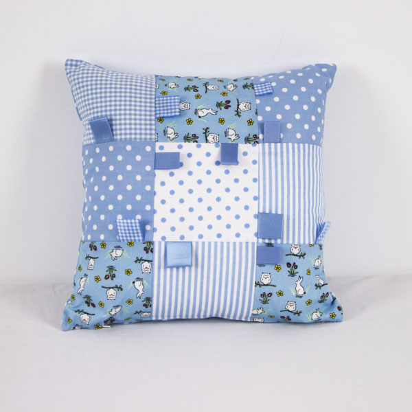 Rabbits-and-Ribbons-cushion-Small-front-BC00022