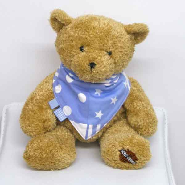 Blue-patchwork-full-bandana-bib-BB024