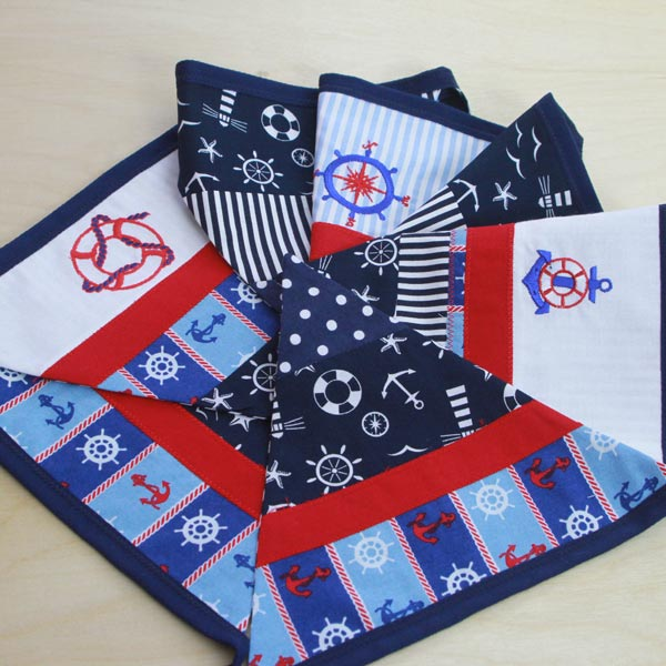 Nautical Bunting set 2
