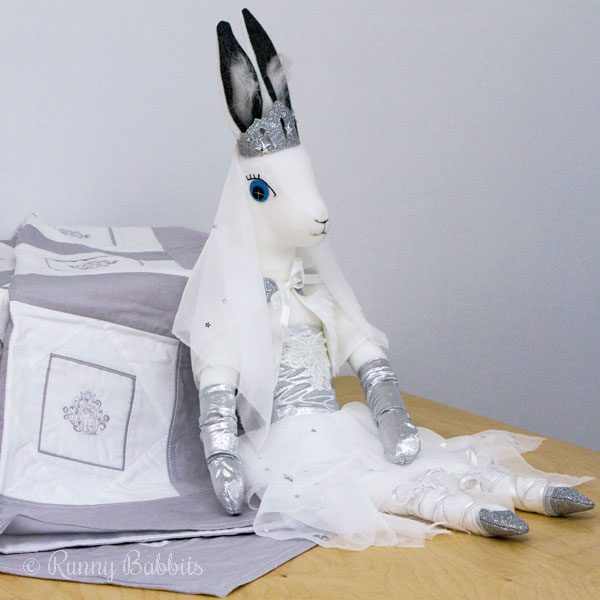 Arctic Ice Queen Heirloom Rabbit