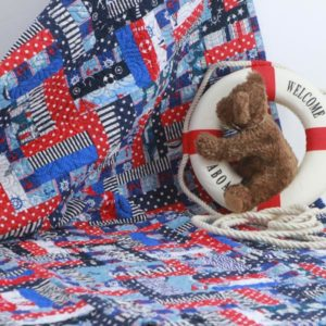 Britannia Rules the Waves quilt