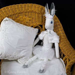 Guinevere Ice Maiden Rabbit