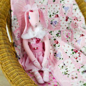Sweet Pea Lop Eared Rabbit