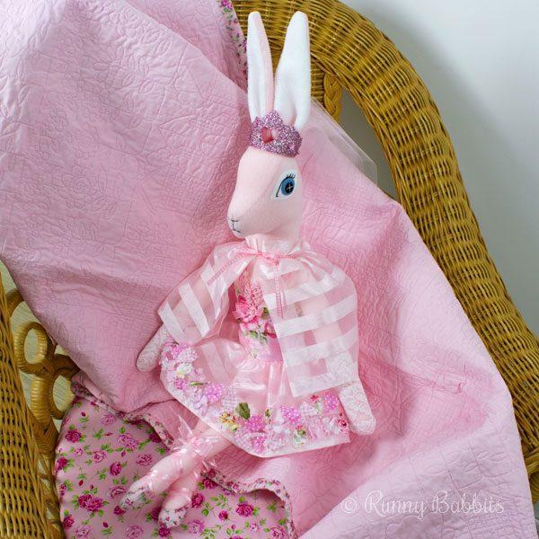 Fleur Pink Rabbit