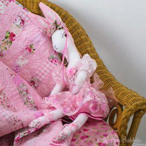 Pea Blossom Angora Rabbit
