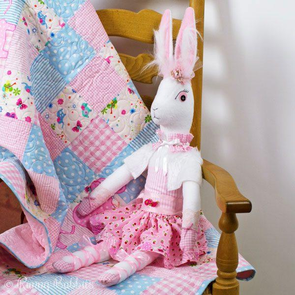 Poppy Angora Rabbit