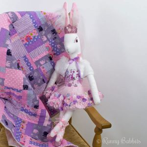 Petunia Angora Rabbit