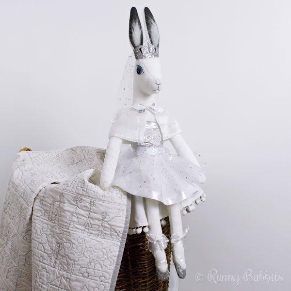 Crystal Arctic Rabbit