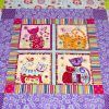 Coolest-Cats-in-Town-patchwork-cot-quilt-centre-detail-Q000115