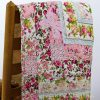 Vintage & Rose Butterfly Quilt