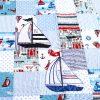 Gone Sailing-sky blue-detail 1