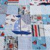 Gone Sailing-sky blue-detail 3