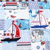 Gone Sailing-sky blue-detail 4