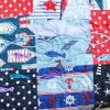 Of-Boats-Bunting-and-Fish-quilt-detail-1
