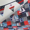 Gone-Sailing-boat-quilt-with-nautical-bunting